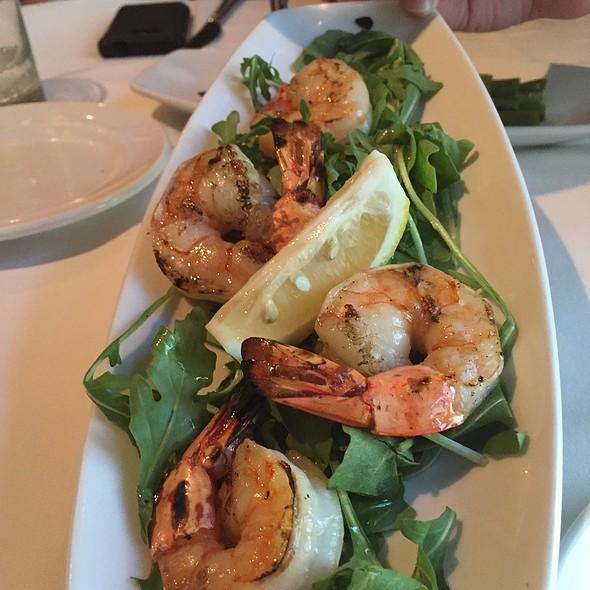 Grilled Shrimp - Michaelangelo's, Cleveland, OH