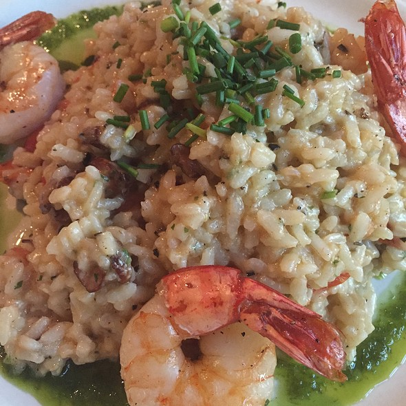 Rissotto Scampi - Michaelangelo's, Cleveland, OH
