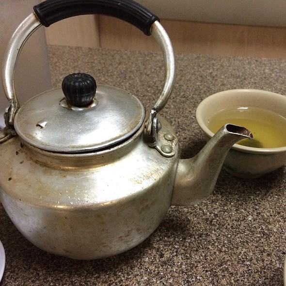 Barley Tea @ Sekiya's Restaurant & Delicatessen