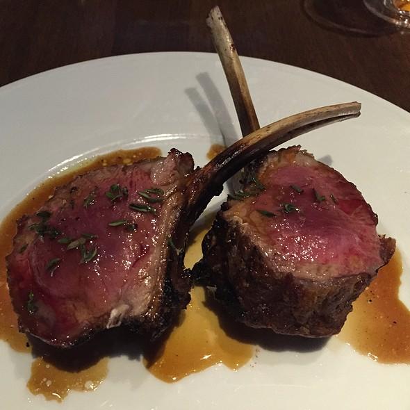 Lamb Rack - Tom Colicchio's Heritage Steaks - Mirage Hotel & Casino, Las Vegas, NV