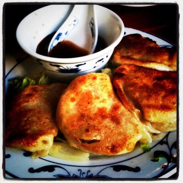Pan Fried Pork Potsticker