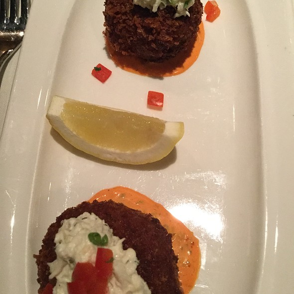 Crab Cakes - Equus and Jack's Lounge, Louisville, KY