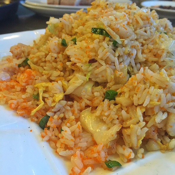 Fried Rice With Crab Egg & Sea Bass @ Hong Kong Food Street