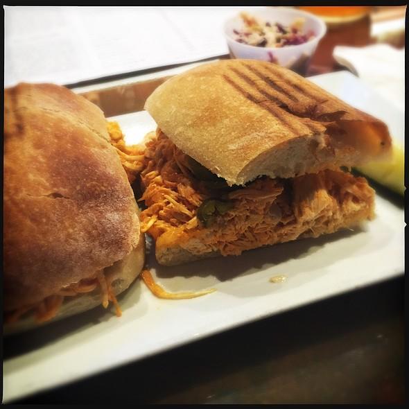 Sandwich @ Coalhouse Pizzeria