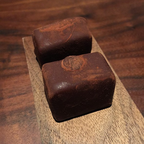 Soft Nougat In Dark Chocolate
