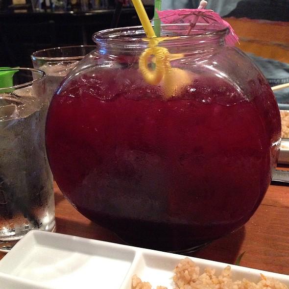 Fish Bowl @ Shiso Tavern