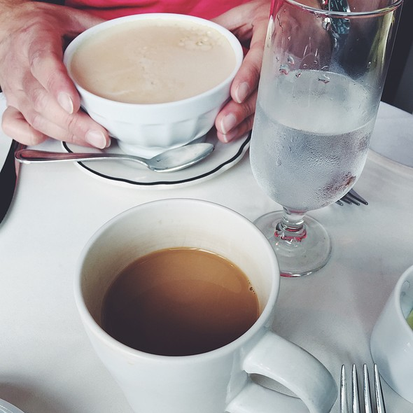 Higher Grounds Coffee And Cafe Au Lait @ Pâtisserie Amie