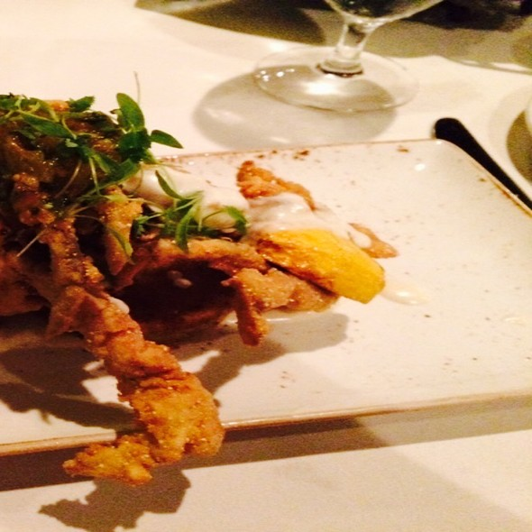 Soft Shelled Crab @ Severn Inn