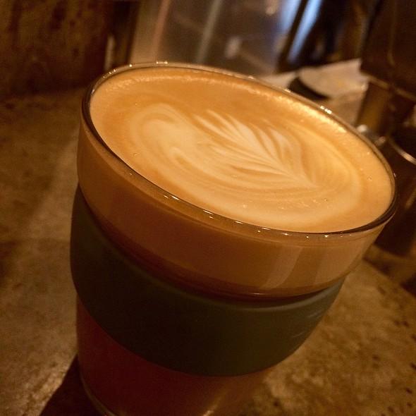 Latte @ Sol Cafe