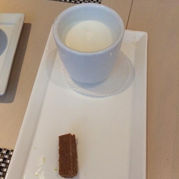 Chocolate Pot de Creme @ FIG & OLIVE D.C.