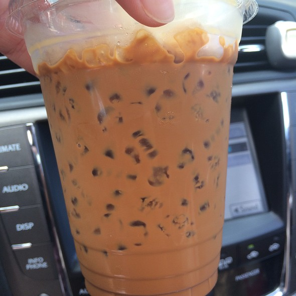 Iced Vietnamese Coffee @ Ba Le Bakery & Restaurant