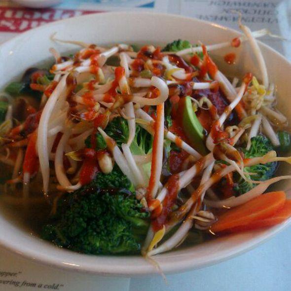 Veggie Pho