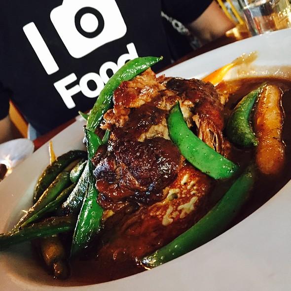 Braised Pork Shoulder @ Rocker Oysterfeller's