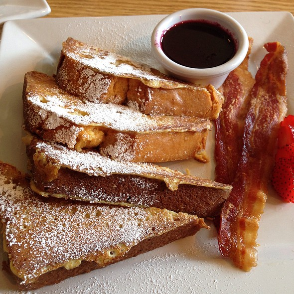 Rum French Toast @ Cup Of Cherries