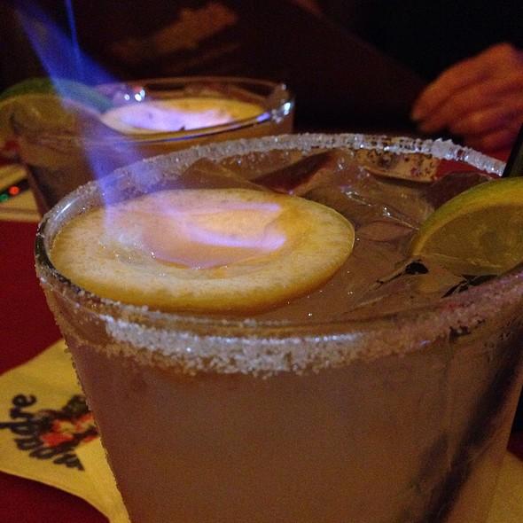 Flaming Margarita
