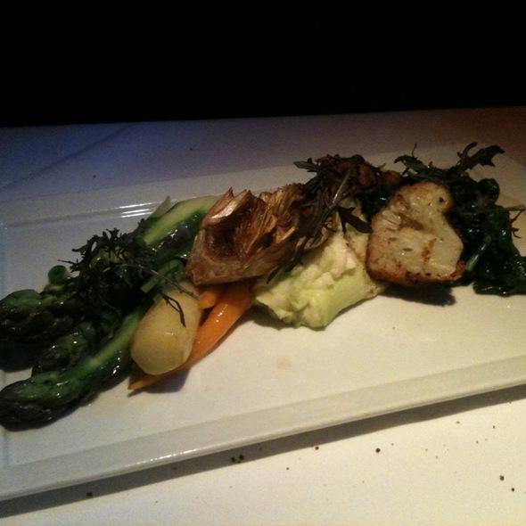 Vegetables @ Boulevard