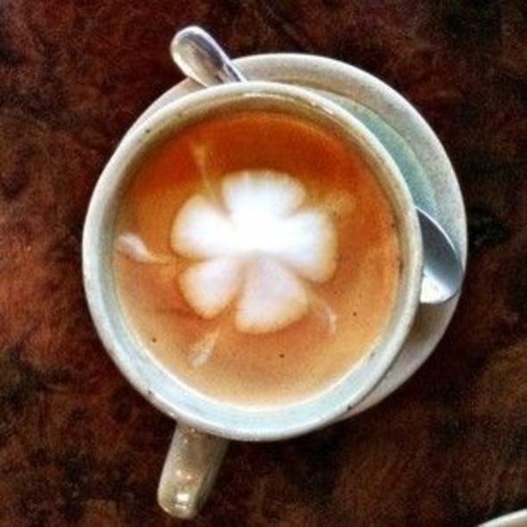 Latte @ Rich Coffee
