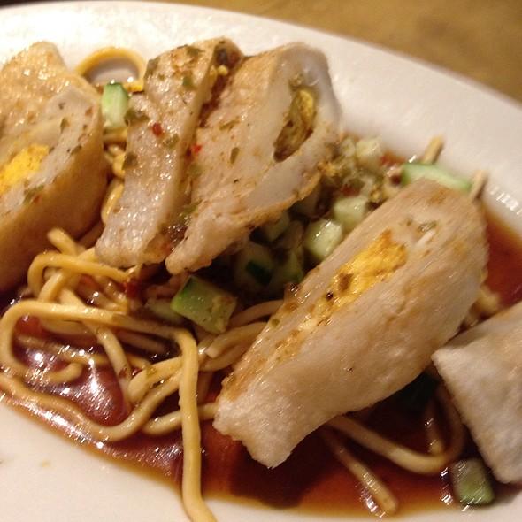 Fish Cake @ Asian Taste 86