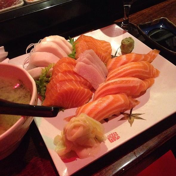 Sashimi Dinner @ Akina Sushi