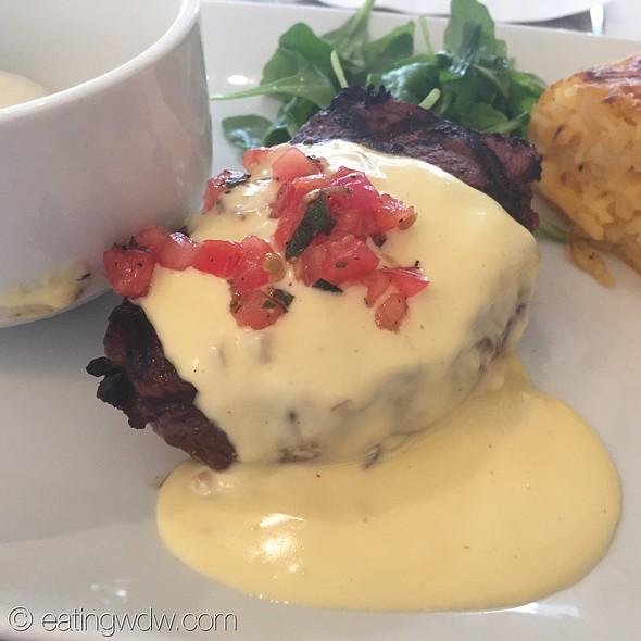 Sirloin Steak @ Grand Floridian Café