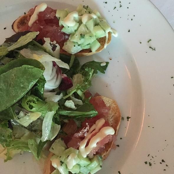 Tuna Tartare - Wolfgang's Steakhouse - Beverly Hills, Beverly Hills, CA