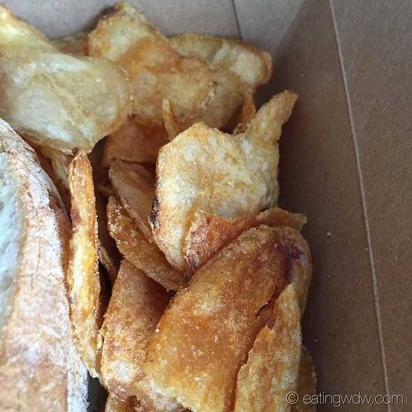 House-made Chips @ Landscape Of Flavors