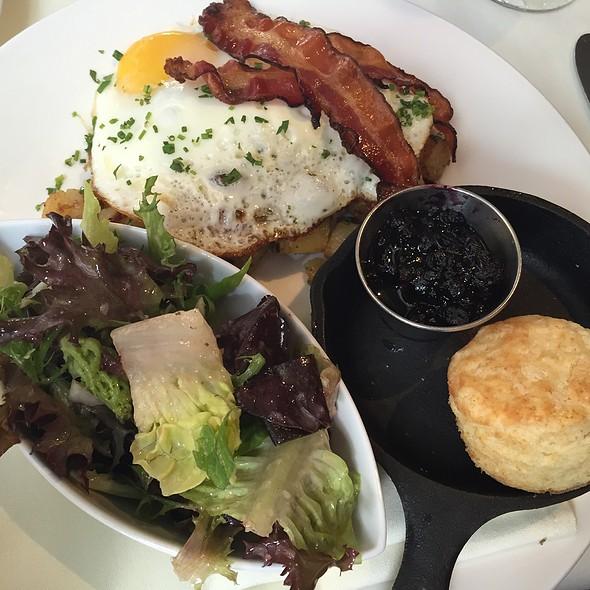 Cast Iron Breakfast @ Harvest Restaurant