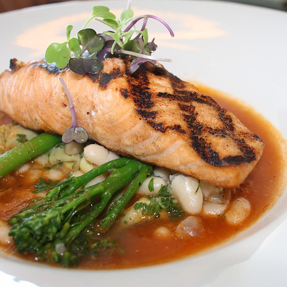 Salmon - Top of the Market - San Mateo, San Mateo, CA