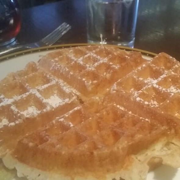 Maple Cinnamon Waffle