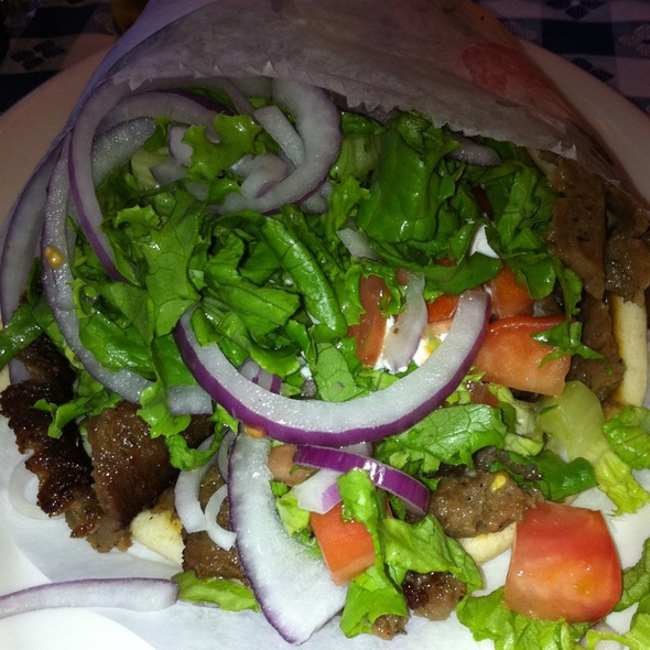 Gyro @ Leftaris II Gyro, Mount Kisco