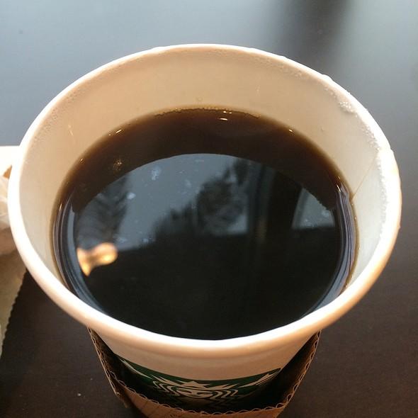 Fresh Brew Coffee @ Starbucks Keeaumoku