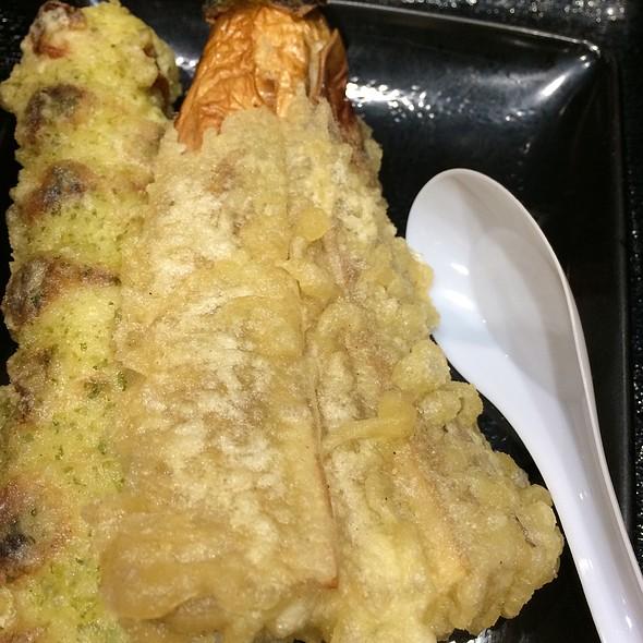 Eggplant Tempura @ Iyo Udon