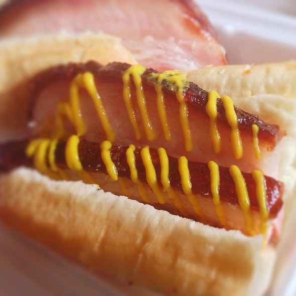 Bacon Sandwich @ St. Lawrence Market