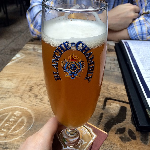 blanche de chambly - beerbistro, Toronto, ON