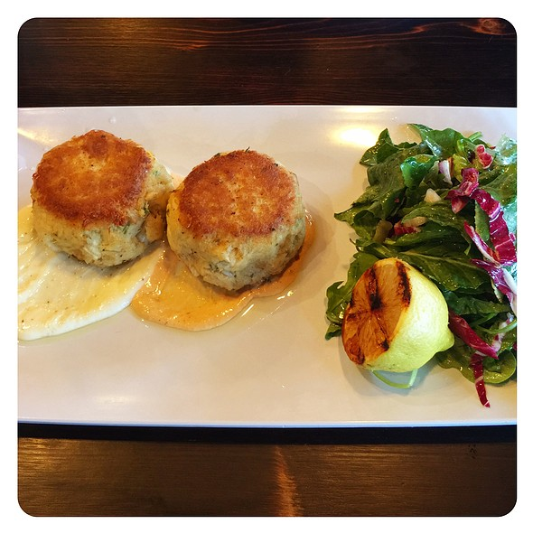 Crab Cakes @ Embers Tap House