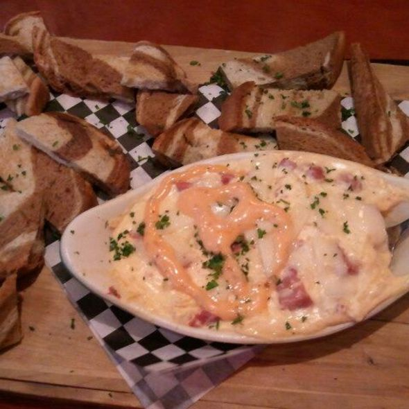 Reuben Dip @ Bocktown Beer and Grill