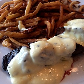 Steak & Frites - Coquette Brasserie, Raleigh, NC