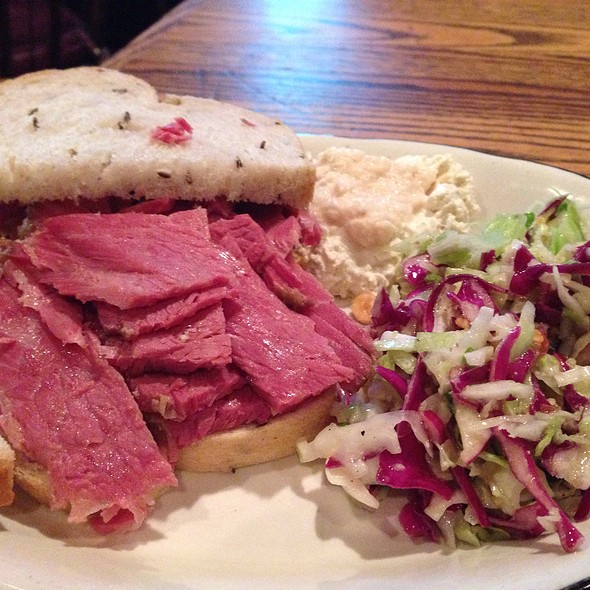 Corned Beef - Tam O'Shanter, Los Angeles, CA