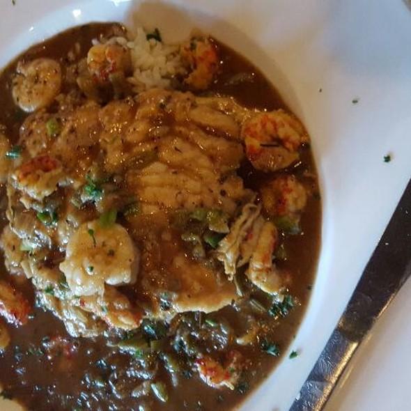 Diane  Shrimp And Chicken  - Cajun Queen, Charlotte, NC