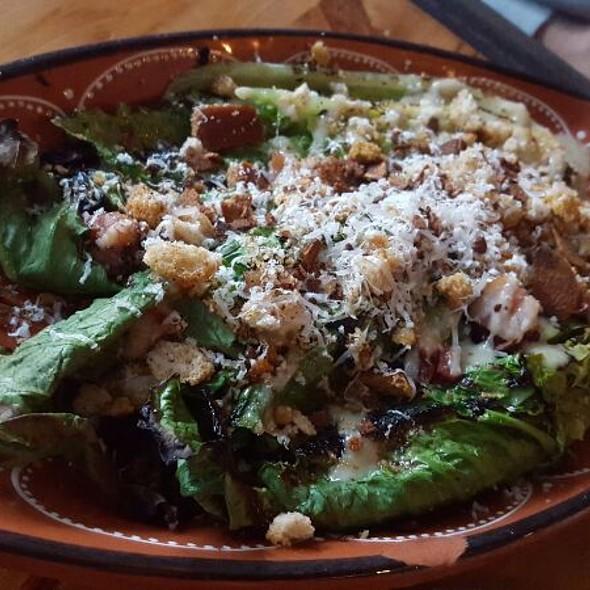Grilled Ceasar Salad @ Pizzeria Defina
