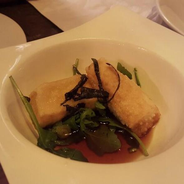 Agadashi Tofu @ Nine