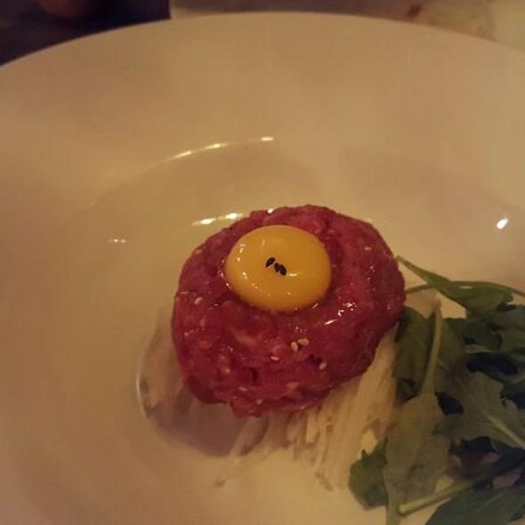 Beef Tartare @ Nine