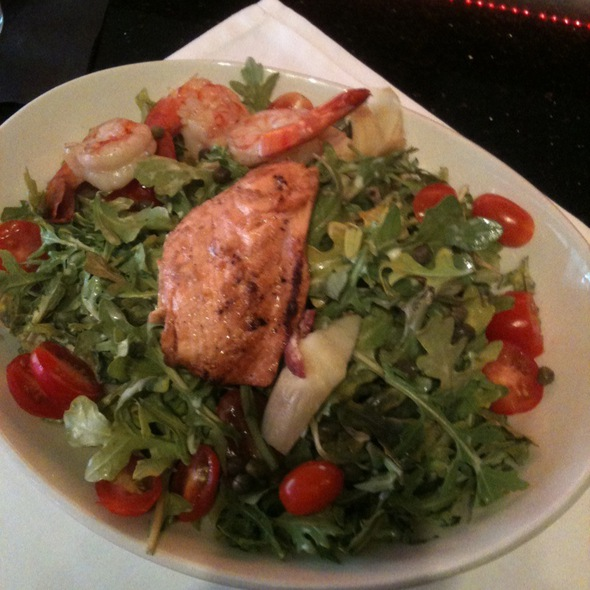 Lunch Spring Salad Special @ Mosaic Modern Fusion Cuisine
