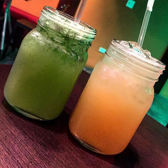 Lemonades @ Ikisushi