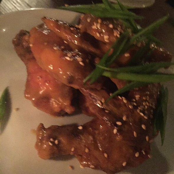 Chicken Wings - Laurel Hardware, West Hollywood, CA