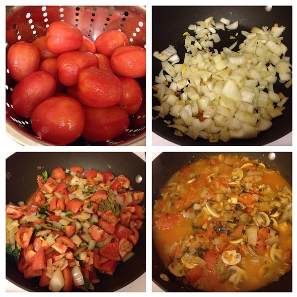 Paleo Tomato Sauce