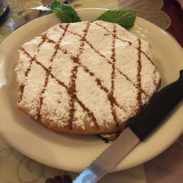 Chicken Pastilla @ Moroccan Bites