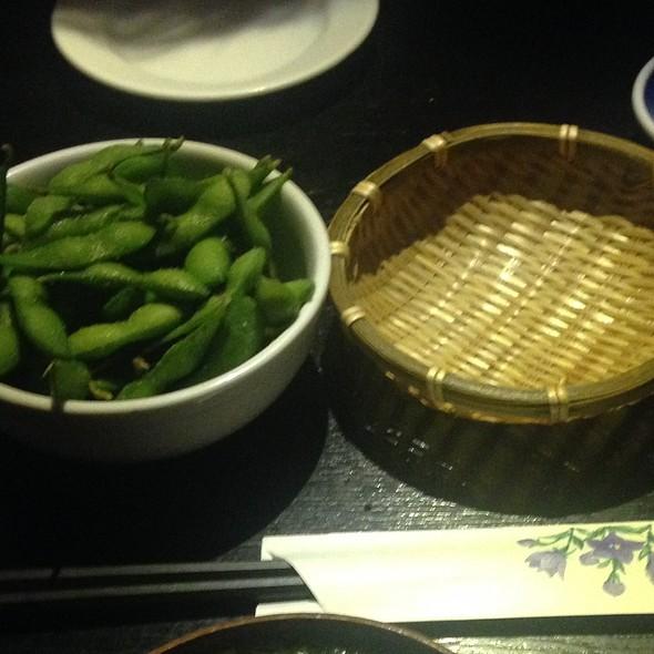 edamame - Sushi Yasaka, New York, NY