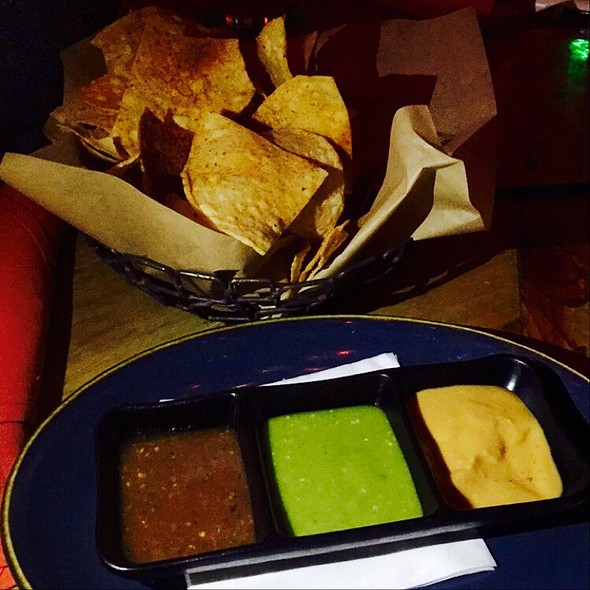 Tres Amigos Salsa - Rocco's Tacos & Tequila Bar - Fort Lauderdale, Fort Lauderdale, FL