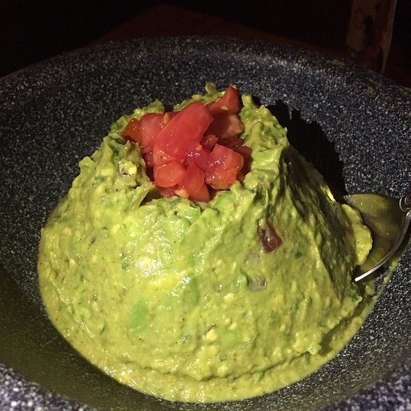 Tableside Guacamole - Rocco's Tacos & Tequila Bar - Fort Lauderdale, Fort Lauderdale, FL